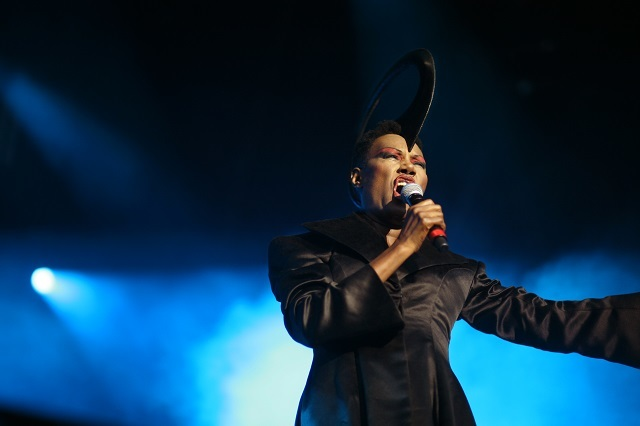 Grace Jones (Singer)