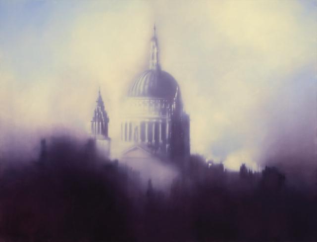 Jenny Pockley. St Pauls Blitz, 2014.