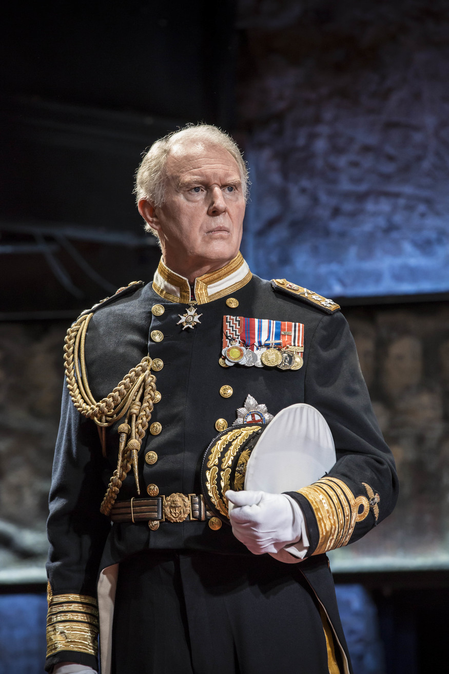 KING CHARLES III by Bartlett,        , Writer - Mike Bartlett, Director -  Rupert Goold, Design - Tom Scutt, Composor - Jocelyn Pook, Lighting - Jon Clark, Almeida Theatre, London, UK, 2014, Credit: Johan Persson - www.perssonphotography.com