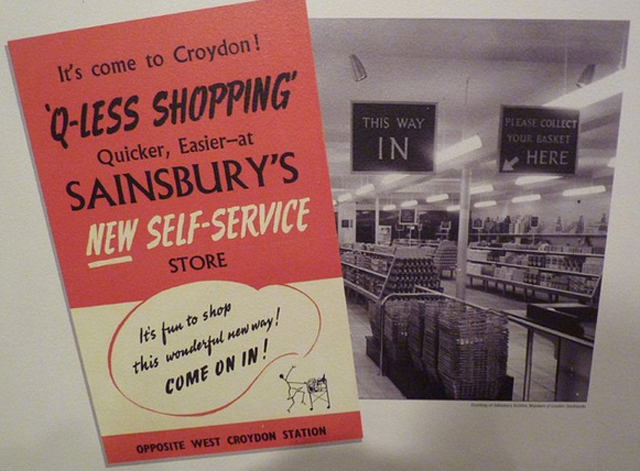 How London Created The British Supermarket