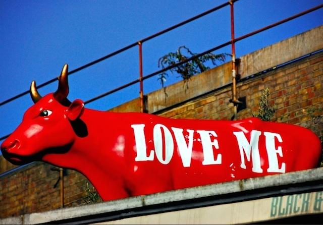 We do, Borough Market, we do. Photo: Richard Watkins LRPS.