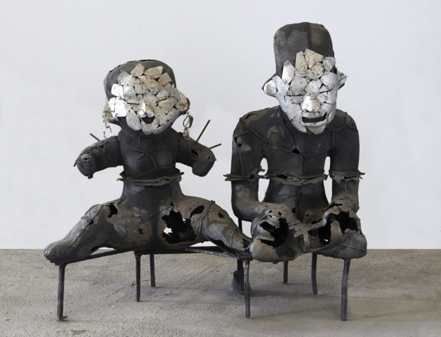 Xavier Mascaró Sacred Couple 2014  © Xavier Mascaró, 2014 Image courtesy of the artist