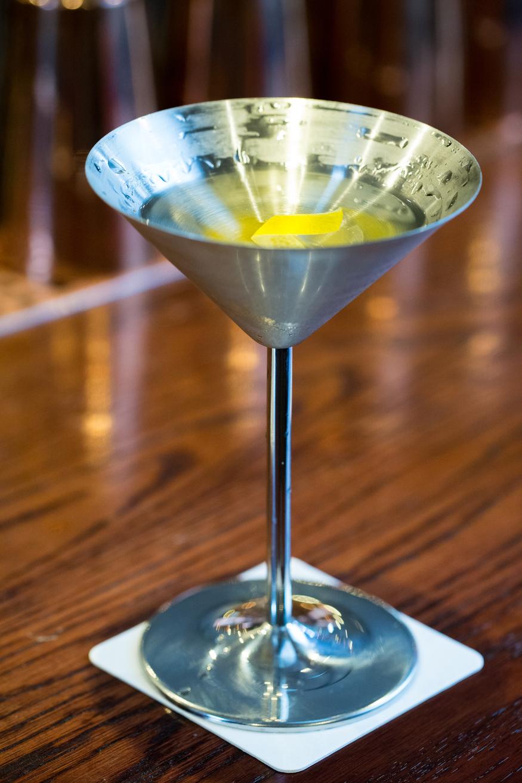 Metal Martini