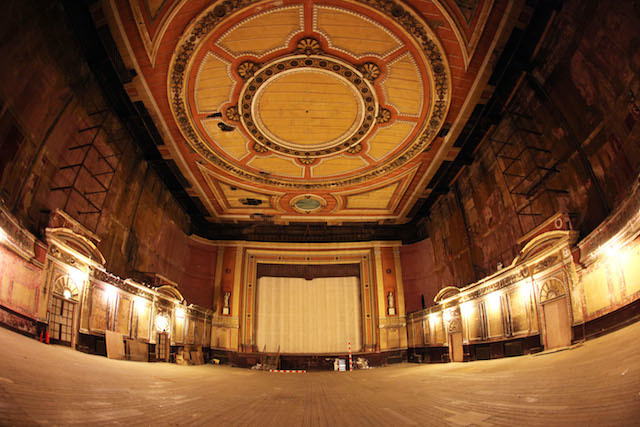 Lost Lectures Return, With An Exceptional Secret Venue