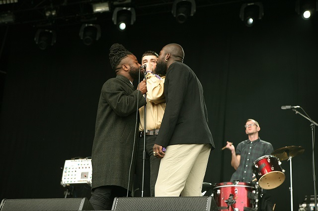 Young Fathers (music band)