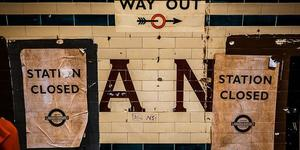 Tickets For Aldwych Tube Station Tours On Sale Again