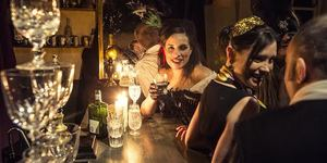 Booze And Boos At London Dungeon Lates
