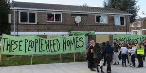 Protestors Plan To Disrupt Property Developer Conference