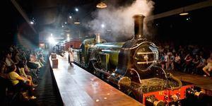 Full Steam Ahead For The Railway Children's Return