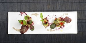 Vegetarian London: RAW At La Suite West: Health Food With Taste