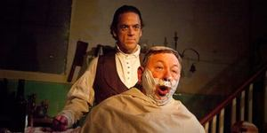 Sharply Executed: Sweeney Todd @Harrington's Pie Shop