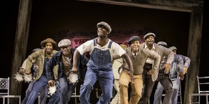 Cutting Edge Musical Theatre In The Scottsboro Boys