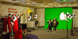 Turn Your Little One Into A Movie Star At Framed Film Festival