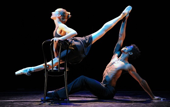 Ballet Revolucion continues at Sadlers Wells' Peacock Theatre until 25 October.