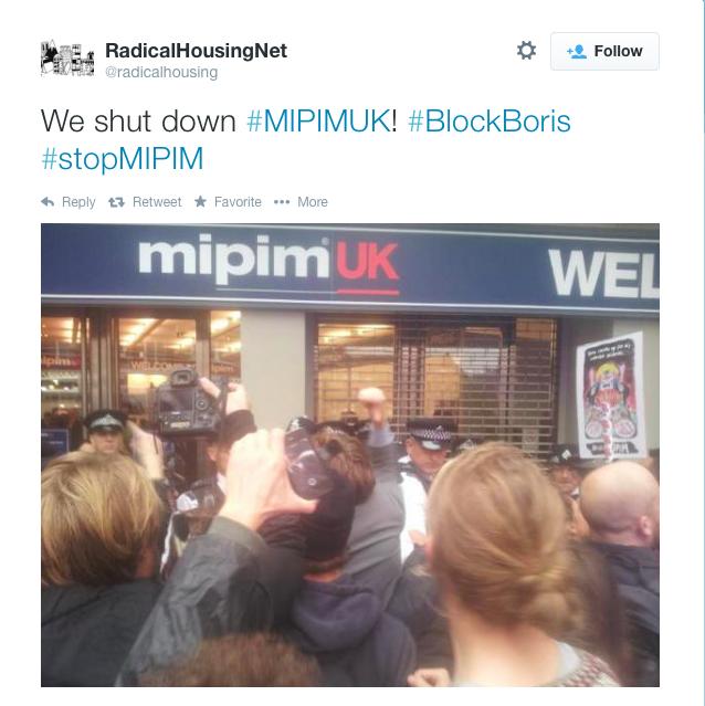 Tweet @radicalhousing
