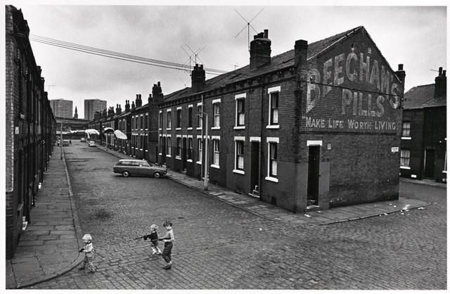 Leeds, West Yorkshire, July 1970 © Nick Hedges / National Media Museum, Bradford