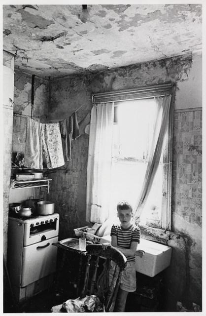 Birmingham Duddleston, August 1970 © Nick Hedges / National Media Museum, Bradford