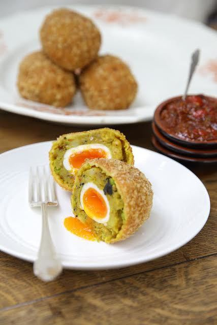 Aloo Scotch Egg