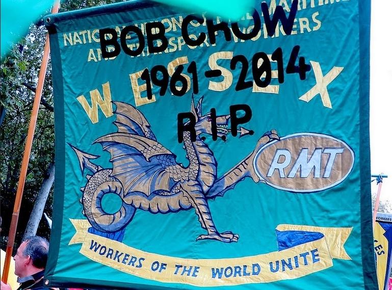 Bob Crow RIP