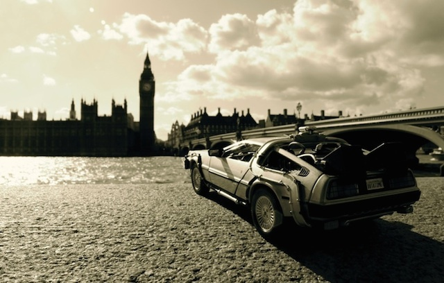 Delorean. Photo: Matteo Tessarow