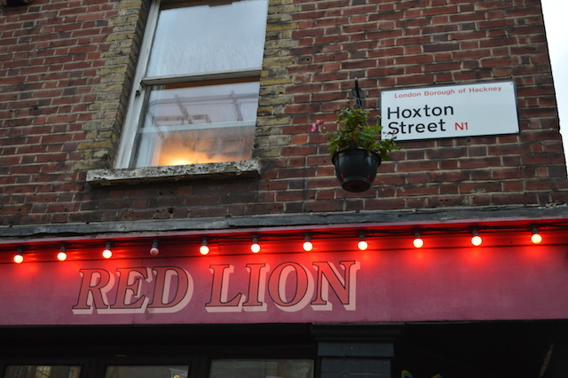 Red Lion Londonist