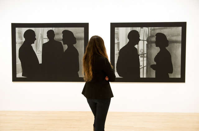 Mirrorcity at Hayward Gallery, London.  Photo by Linda Nylind. 11/10/2014.