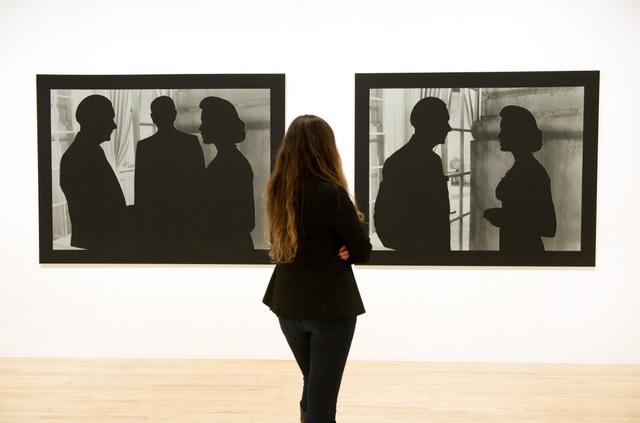 Mirrorcity at Hayward Gallery, London.  Photo by Linda Nylind. 11/10/2014.