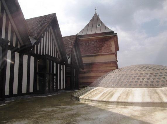 Eltham Palace roof