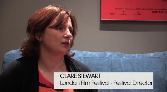 Video: London Film Festival Director Picks Her Top Flicks