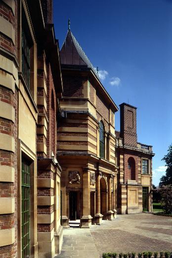 Exterior of Eltham Palace