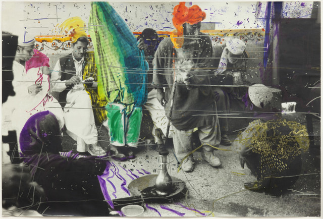 Sigmar Polke, Untitled (Quetta, Pakistan) 1974-1978. © The Estate of Sigmar Polke