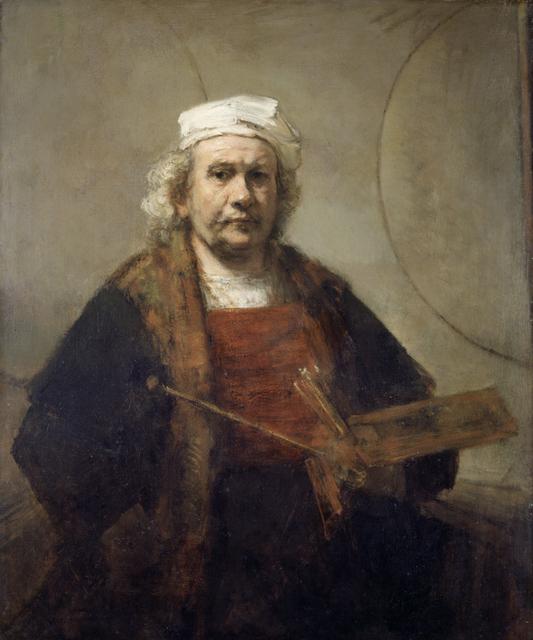 kenwood the iveagh bequest self portrait c1665 by rembrandt van rijn