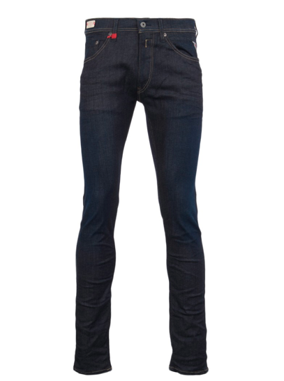 REPLAY – HYPERFLEX JONDRILL SKINNY JEANS - £145