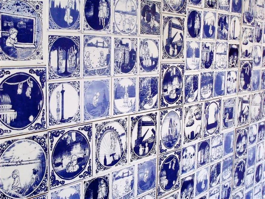 Tiles that tell a story, by Tisna Westerhof