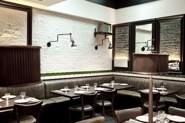 New Restaurant Review: Tredwell's