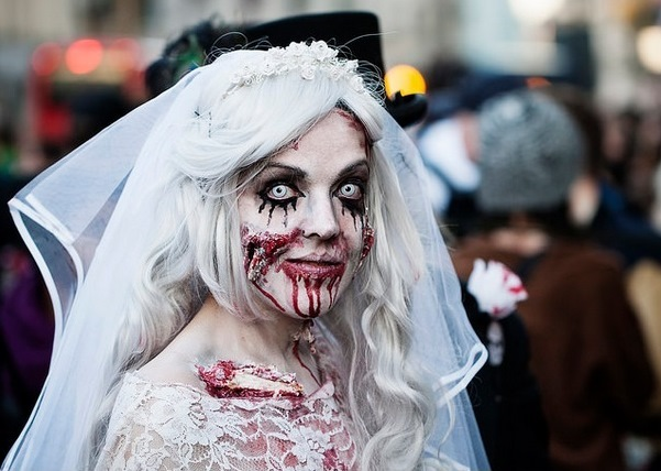 World Zombie Day 2014, by Paul Barber
