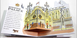 London Gift Guide: Pop-Up London Book