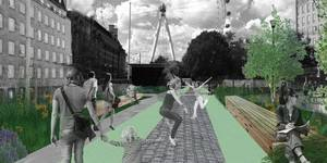 Forget The Tube: Trampoline Into Work From Next Year