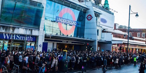 Brixton Tube Chaos Will Last Until July 2015