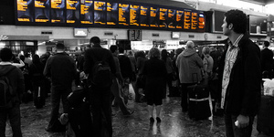 London Short Fiction: The Station Clock