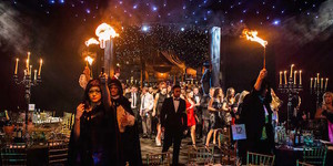 See In 2015 In Style At The London New Year's Eve Ball