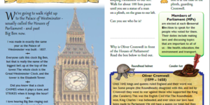 Take Your Family On A London Adventure With Kids' Guidebooks