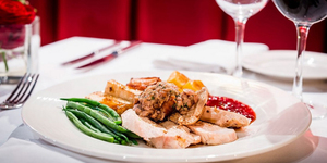 Where To Eat Thanksgiving Dinner In London