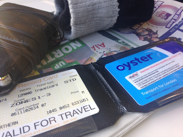 Get an Annual Oystercard with CommuterClub