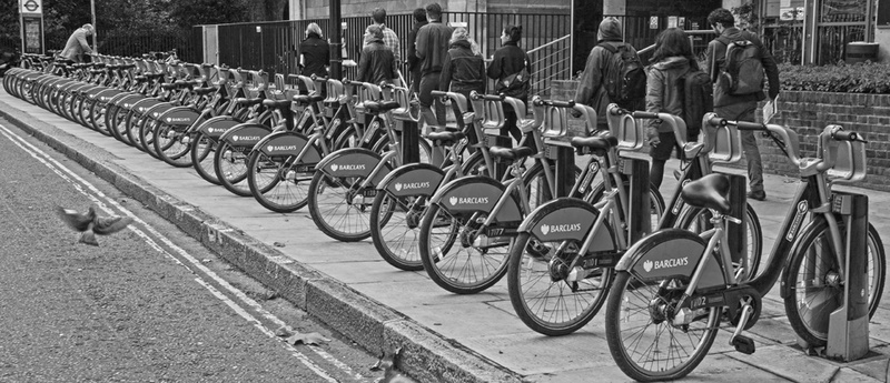 Fast becoming a familiar feature of our capital, Boris bikes reduce carbon, help keep us fit and healthy and can reduce journey times.