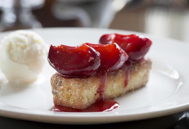 Eponymous dessert