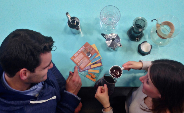 Win A Coffee Masterclass With Pact