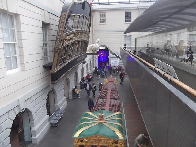 Have Some Georgian Fun At National Maritime Museum