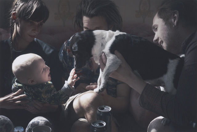 Konrad Lars Hastings Titlow. The wonderful interplay of light and shadow gives this family scene a sense of occasion - a worthy overall winner.  Copyright: David Titlow