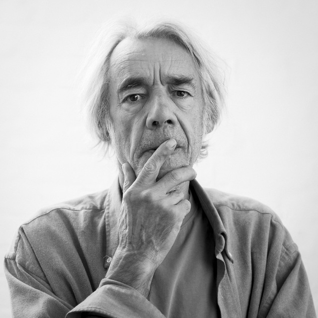 Roger Lloyd-Pack. Taken not long before the actor's death earlier this year. Copyright: Jon Cartwright